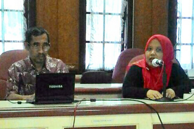 Knowledge Sharing oleh Drs. Abdul Kadir Usri, MM