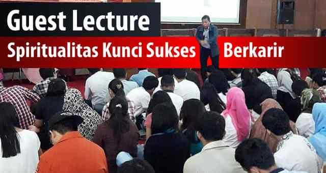 Buka wawasan: HRD PT Pelindo III Mohammad Syaifuddin MBA dan para dosen Manajemen yang tergabung dalam tim HC ABM