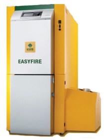Caldaia a biomassa KWB Easyfire | Caldaia a pellet