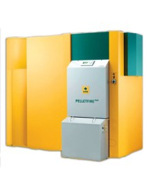 Caldaia a biomassa KWB Pelletfire | Caldaia a pellet con potenza fino a 135 kW