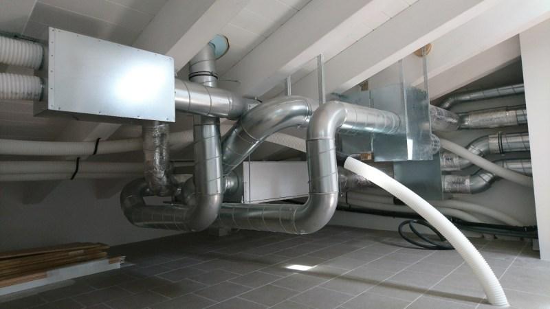 Ventilazione meccanica controllata | Airnet