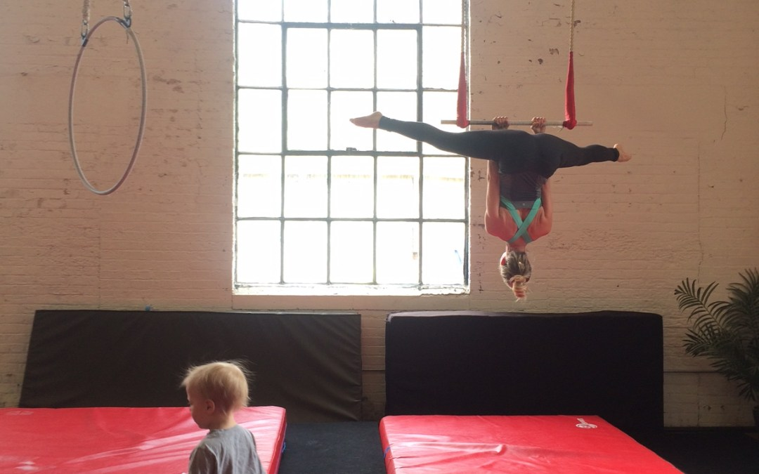 Cirque-ability – Circus tricks for the whole family