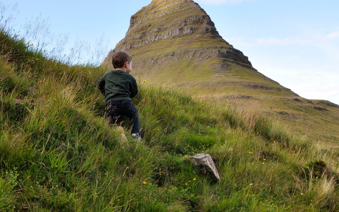 Family Travel | Kids in Iceland