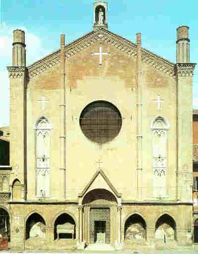 La chiesa di S. Giacomo Maggiore a Bologna