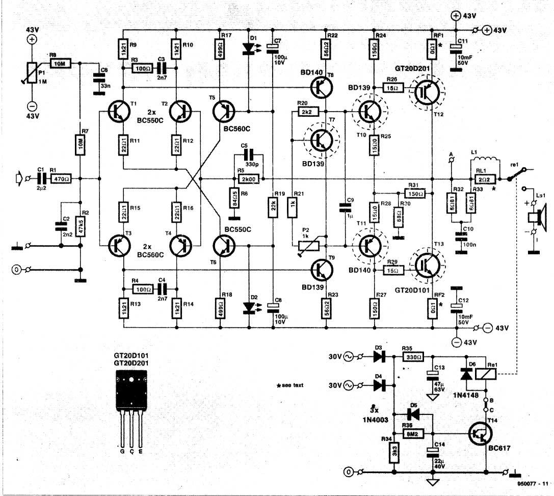 Mag Amp Schematics