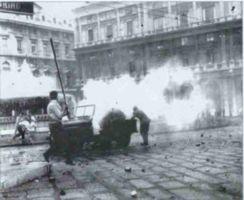 Genova 30 giugno 1960 - (c) 1998 Editori Riuniti