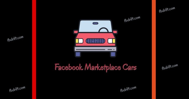 facebook marketplace vehicles