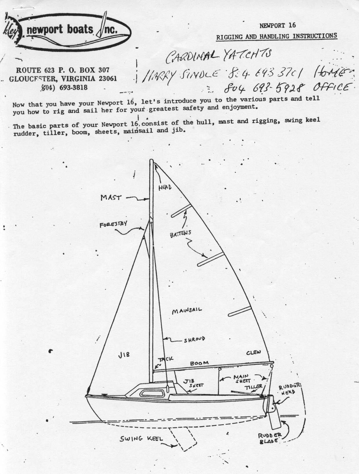 Boat Wiring Chart