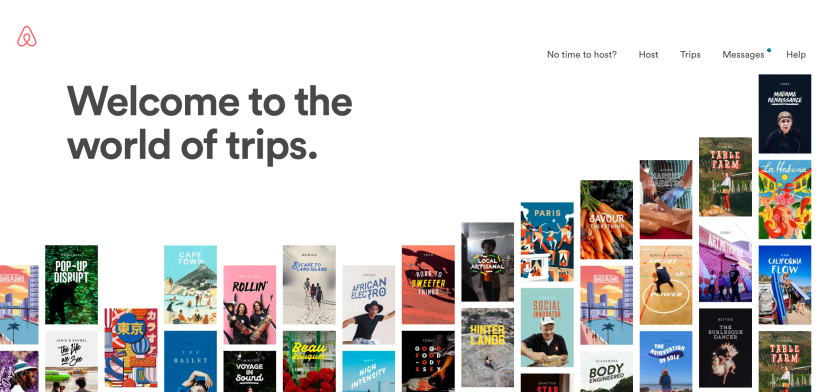 Airbnb wants to market Trips to your guests - Vreasy