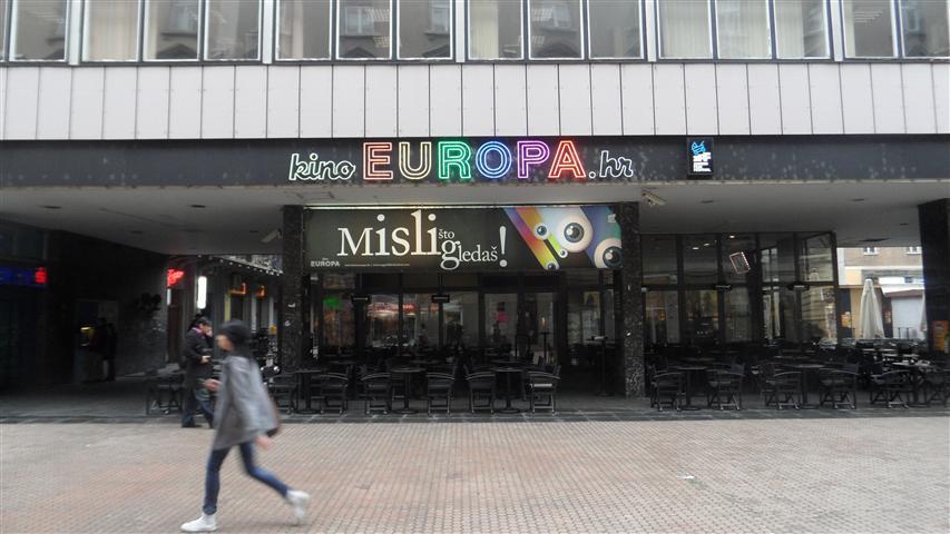 Kino Europa Zagreb