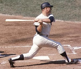 Image result for mickey mantle retired images