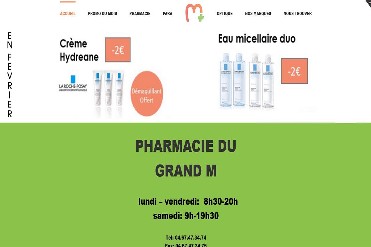 Pharmacie du Grand M