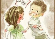 Top 6 cặp đôi càng cãi nhau thì càng yêu nhau