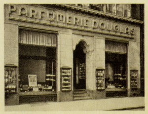 Parfumerie Douglas Neuer Wall 3 Elise Bock