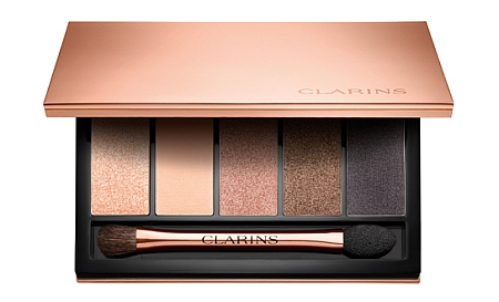 Clarins Instant Glow Eye Palette 5 Couleurs