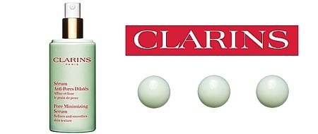 Clarins Pore Minimizing Serum Review