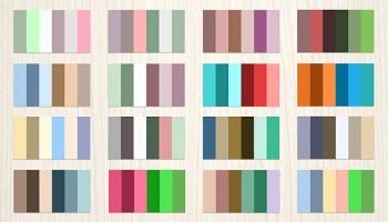 flat ui color swatches photoshop aco color palette