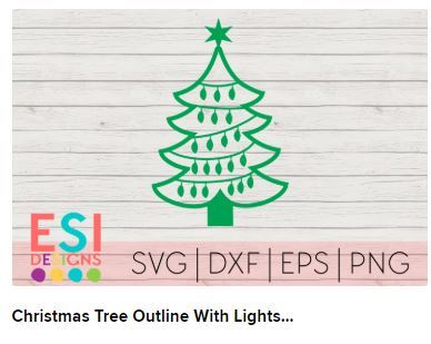 Christmas tree Web3Canvas