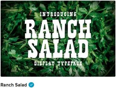 Ranch Salad Web3Canvas