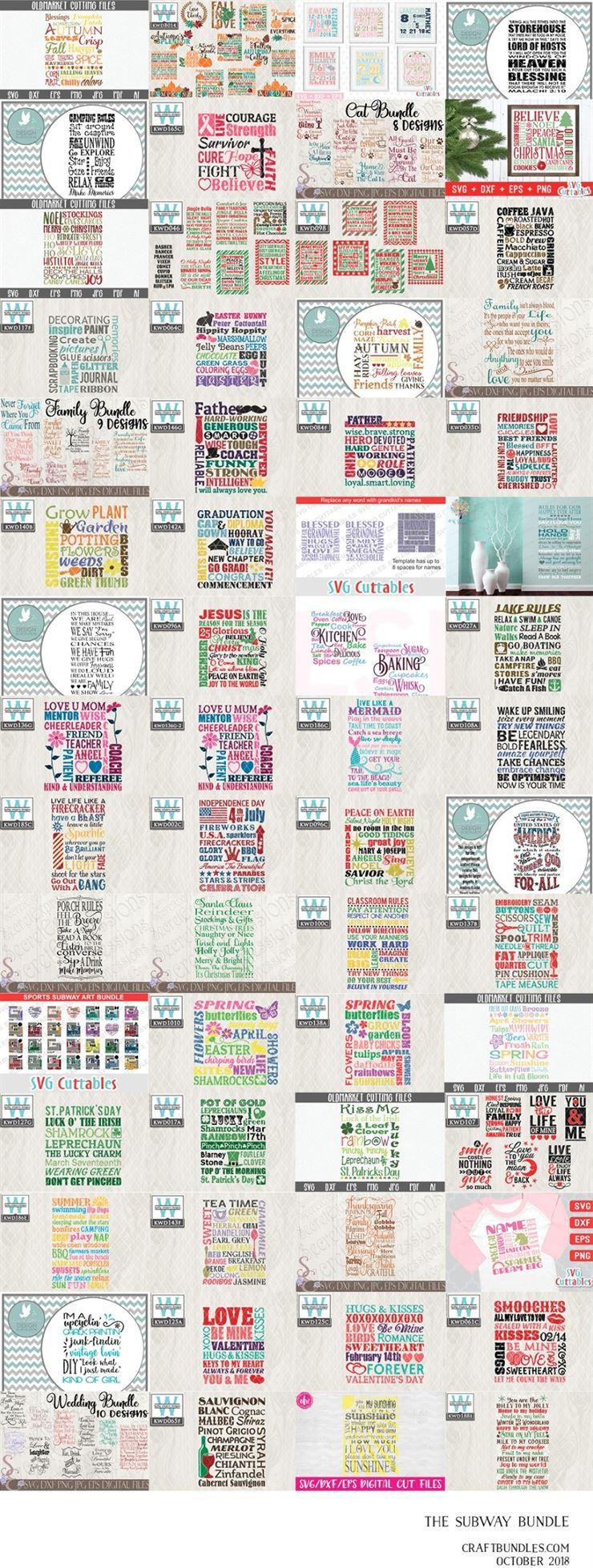 The Subway Art Bundle Web3Canvas