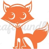 orange fox Web3Canvas