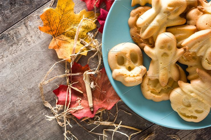 Halloween Cookies Web3Canvas