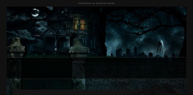 Hexentanz–Horror Halloween Events Spooky WordPress Theme Web3Canvas