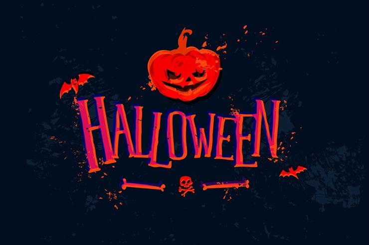 Illustration of Halloween Web3Canvas