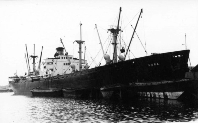SS Jack London Liberty Ship