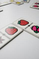 Erdbeeren, Käfer und Sonne. Foto: Julia Marre