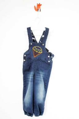 Bügelbilder aus Jeans