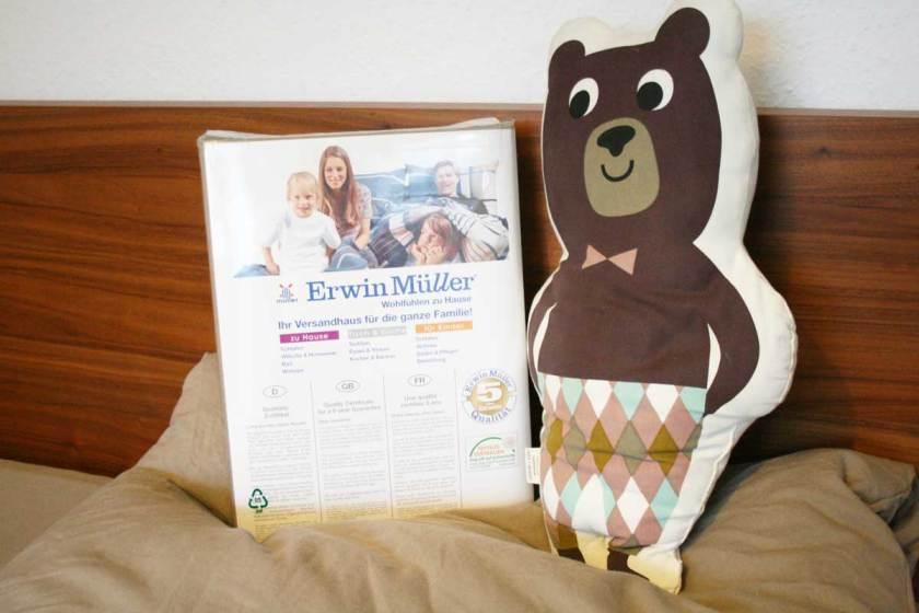 Anzeige Frohe Weihnachten Mit Bettwäsche Von Erwin Müller