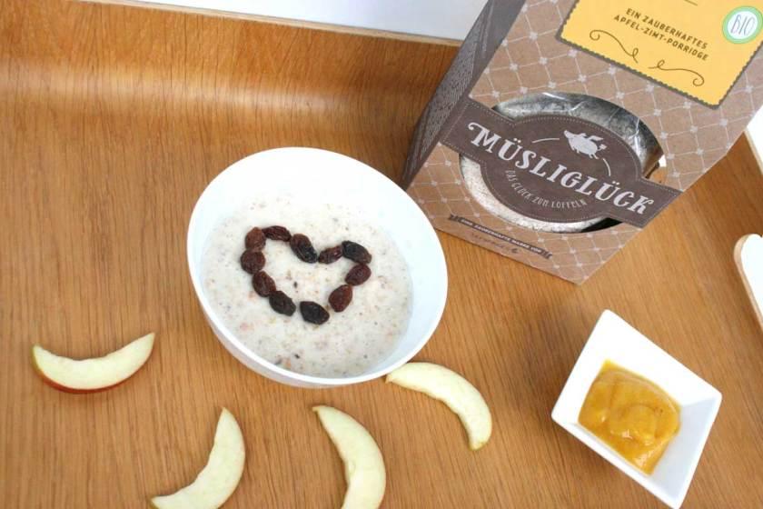 Müsliglück Porridge