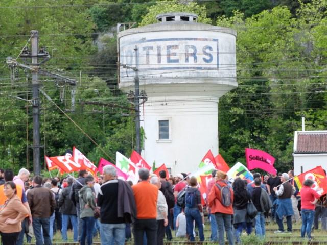 Loi travail : la répression continue à Poitiers !