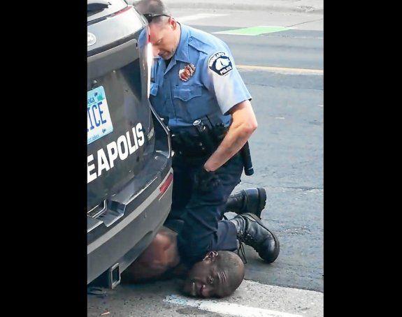Peine de mort, violence policière et racisme aux États-Unis