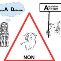 Porcherie «bio industrielle» à Charroux : coup d'arrêt ?