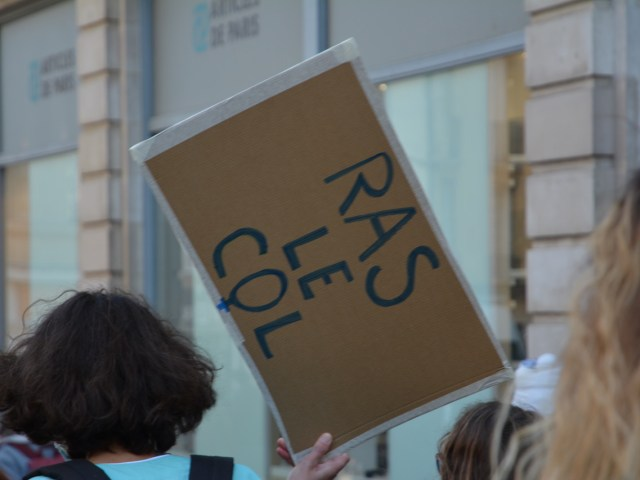 Tribune féministe : ce que nous ne voulons plus en milieu militant