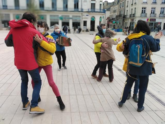 Danser encore.. Liberté Poitiers 13 mars 2021