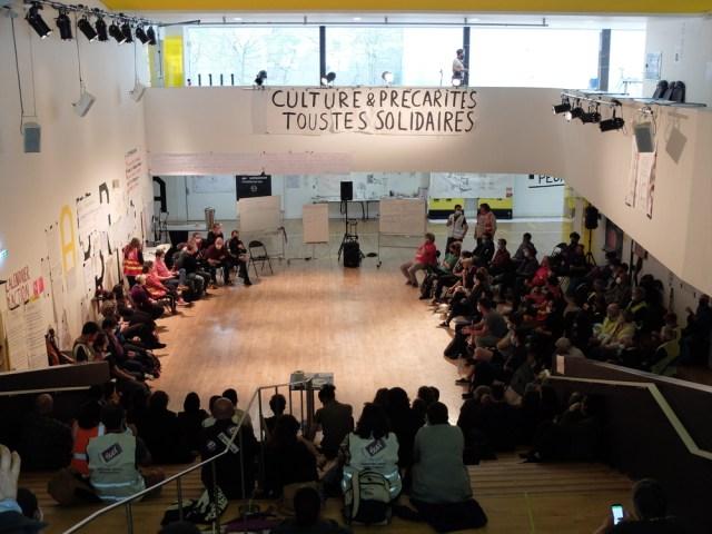 Occupation du TAP Poitiers : explication et revendications