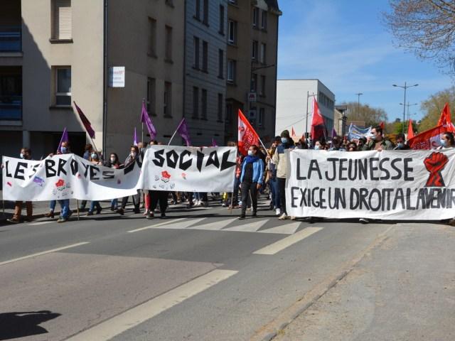 [Vidéo-Photos] 8 avril : le médico-social en lutte !
