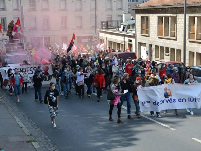 [Vidéos-Photos] Poitiers ce 1er mai 2021 : on était là !