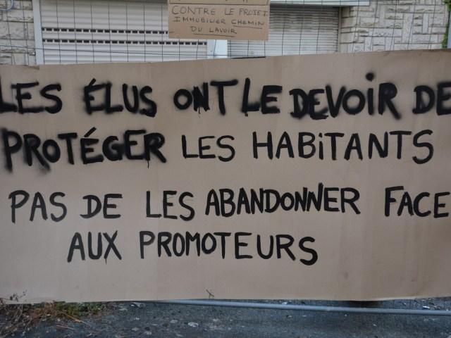 Madame La maire, mesdames et messieurs les élu.es de Poitiers…