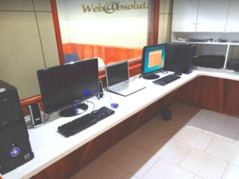 Sala Estúdio Agência Web Absoluta