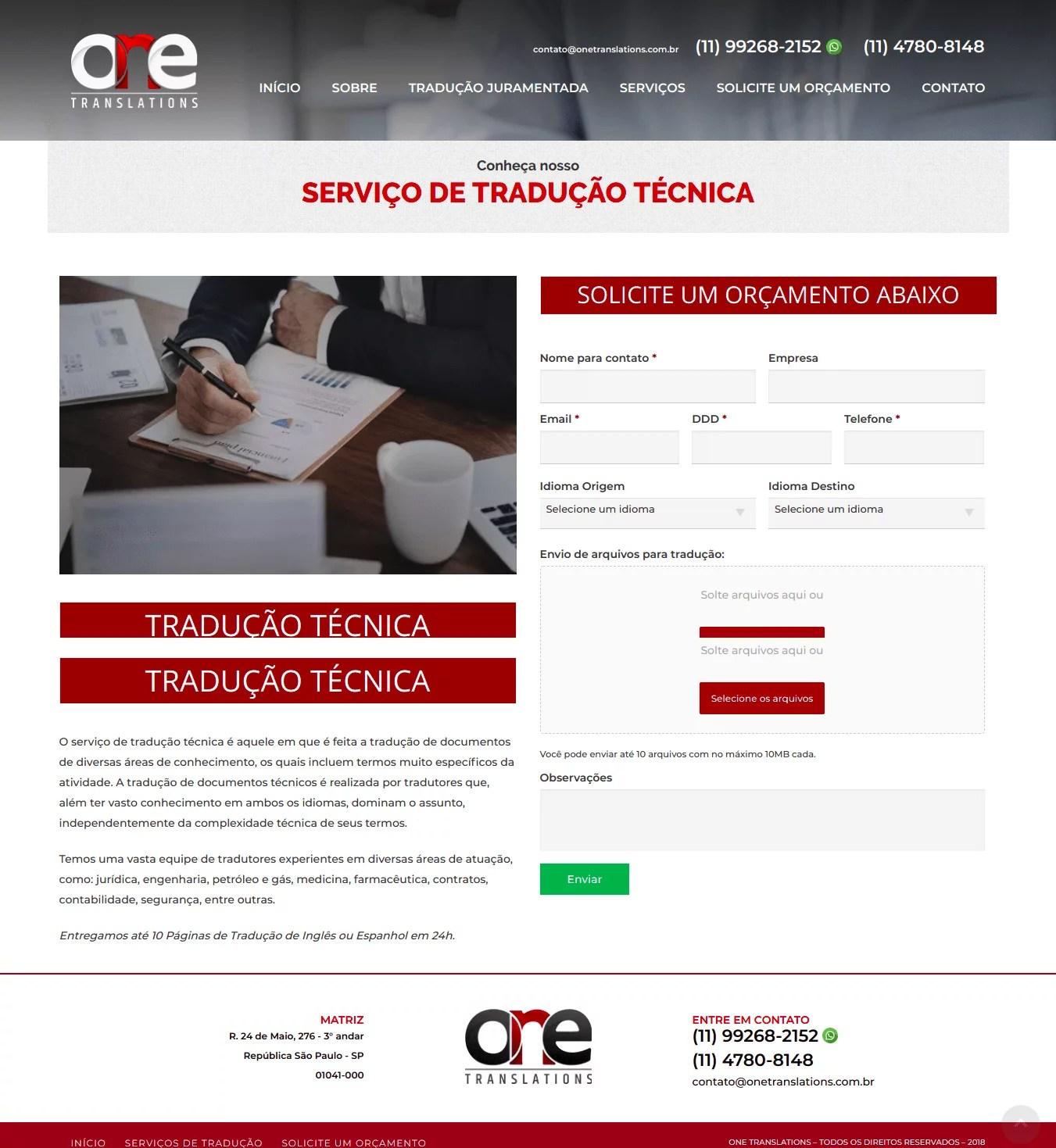 pagina-servicos-traducao-site-wp-webabsoluta