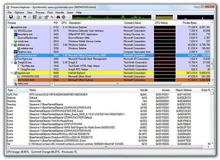 process-explorer-gestor-procesos-windows