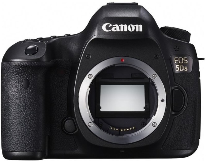 canon eos 5ds - frontal