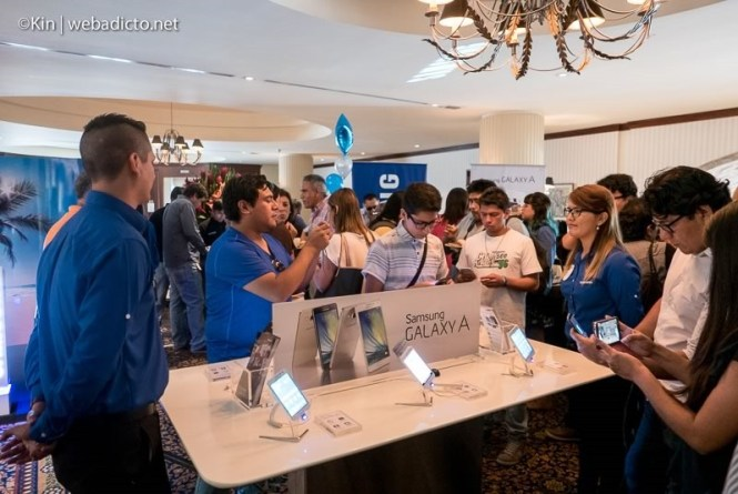 evento samsung galaxy A-1040270