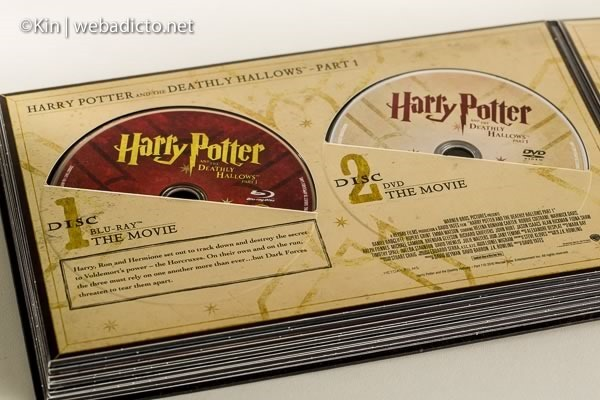 review bluray harry potter hogwarts collection-7484