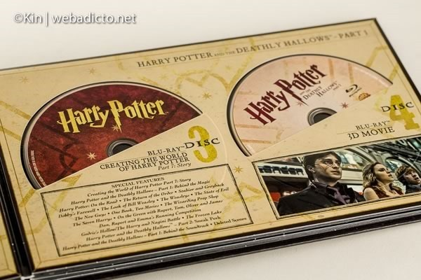 review bluray harry potter hogwarts collection-7489