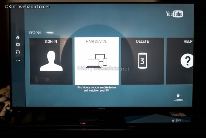 youtube tv controlar desde smartphone tablet pc-1050016